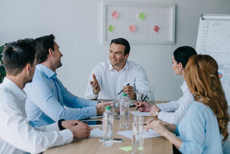 Führung - Swiss Sales Forum 2019